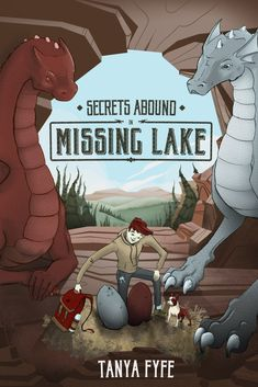 Blog Tour for Secrets Abound in Missing Lake   Ettria