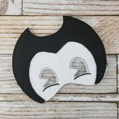 Bendy Mask felt Bendy and the Ink Machine mask for Parties