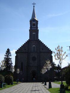 Igreja em Canela - Rio Grande do Sul - Brasil