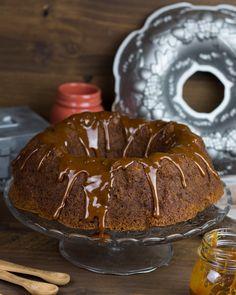 Objetivo: Cupcake Perfecto. Bundt cake de calabaza
