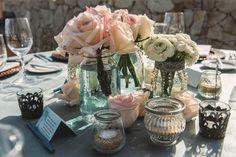 Sea Glass Inspired Destination Wedding at the Sheraton Hacienda del Mar, Mexico