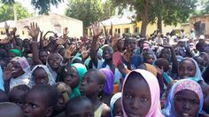 NEMA Reunited Over 200 Children With Their Parents Affected By The Boko Haram Insurgency.