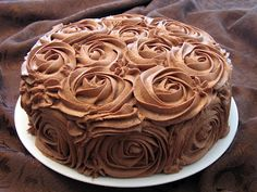 Recipe for easy chocolate mousse cake