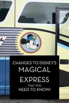 If you have ever used Disney's Magical Express, then you know about those amazing yellow luggage tags! We have some changes to Disney's Magical Express service that you will need to be aware of if you are using this service on your next Disney World vacation.#waltexpress #disneyworld #disneymagicalexpress Disney World Planning, Disney World Vacation, Disney Cruise Line, Disney World Resorts, Disney Vacations, Walt Disney World, Disney Travel, Disney Dining Tips, Disney Tips