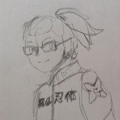 ARMS Ninjara by めんつゆ (@hollyhock_1004) | Twitter