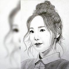 Request from @marceldyo99 Kim Taeyeon♡ @taeyeon_ss Maafkan kalo sekilas terlihat seperti hoobaenya, Irene♡♡ #taengo #kimtaeyeon #taeyeon #kidleader #TTS #channelsnsd #snsd #snsdtaeyeon #girlsgeneration @artkpop.smtown