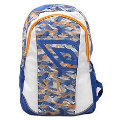 Mochila Umbro Geo Flare Club II Azul Somente na FutFanatics você compra agora Mochila Umbro Geo Flare Club II Azul por apenas R$ 139.90. Mochilas. Por apenas 139.90