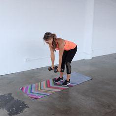 como fazer exercícios para queimar gordura das costas