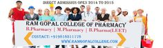 Ram Gopal College of Pharmacy (RGCP) is an M.pharmacy College in Haryana that follows a research based education system. Here, students have to do various