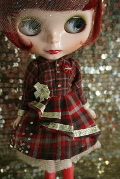 lady emerald gift by lounging linda, via Flickr