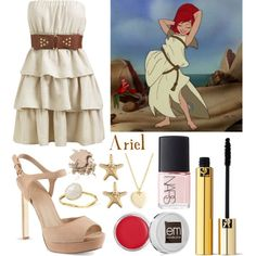 """""""The Little Mermaid: Ariel 's New Legs"""" by cristianoronaldostar on Polyvore"""