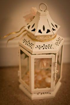Romantic Wedding Lantern- wedding Favor