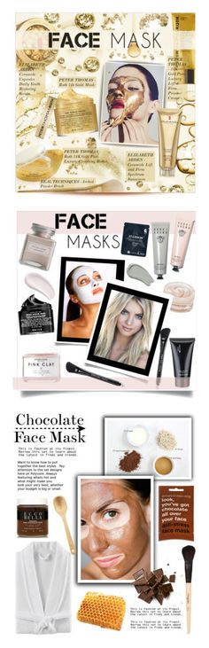 """""""Winners for Get Your Glow On: Face Masks"""" by polyvore ❤ liked on Polyvore featuring beauty, Nuxe, Peter Thomas Roth, Elizabeth Arden, Oskia, Nude by Nature, Herbivore, Starskin, Marc Jacobs and Bobbi Brown Cosmetics"""