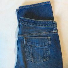 Banana Republic Straight Leg Denim Jeans Banana Republic Straight Leg Denim Jeans   31 inch inseam. Banana Republic Jeans