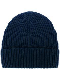 ribbed beanie hat - White Maison Martin Margiela 4iOKQD3Y