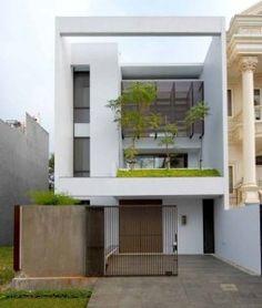 Foto Rumah Minimalis Modern Terlengkap 2015 | Rumalis | Desain Rumah Minimalis