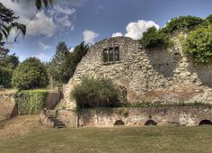 Wallingford castle - ENGLAND