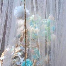 Candy Bar de la comunión de María
