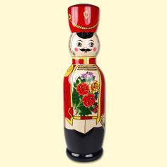 """SHOP-PARADISE.COM Flaschen-Etui """"Hussar"""", für Flasche 0,5L, 39 cm 30,24 € http://shop-paradise.com/de/flaschen-etui-hussar-fuer-flasche-05l-39-cm"""