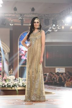 2015 TBCW Sahar Atif Dresses Collection Photos