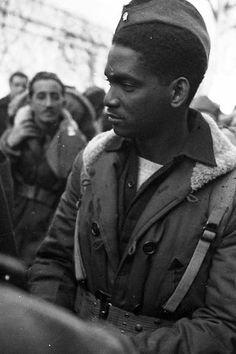 La fotografía del brigadista cubano realizada por Agustí Centelles.