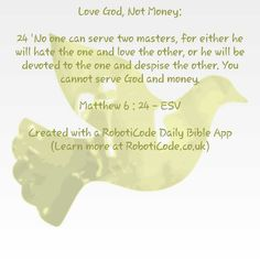 "#Bible verse found with ""Words of Jesus Each Day"" for Android, iPhone and Kindle Fire! http://www.roboticode.co.uk"