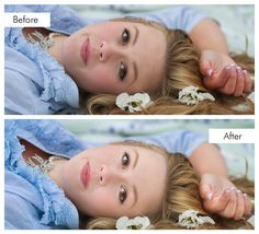 Perfect Portrait: Retouch & Makeup Brush Collection | Pretty Presets for Lightroom