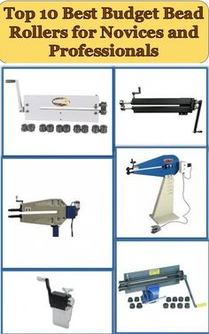 Top 10 Best Budget Bead Rollers for Novices and Professionals. A Comparison of Popular Branded Bead Rollers #BeadRoller