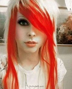 wild Hair Color | ... 2877 post subject unusual crazy hair colors unusual crazy hair colors