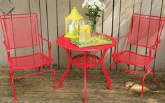 patio furniture looking dull and dated think twice before you toss