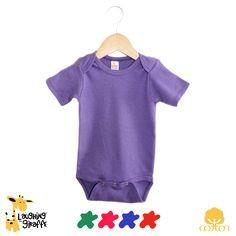 4a8ba9f75ec Baby StuffLaughing Giraffe Blanks · Wholesale baby onesies short sleeve -  bright solids - 100% cotton Onesies