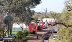 University of the Free State, #UFStoday- Bloemfontein Campus (Photo Credit: Lelanie de Wet)