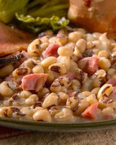 Black-Eyed Peas Recipe