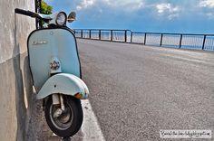 Vespa road trip