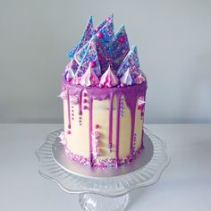Love the cake how do they do it