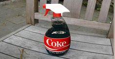 waar je cola allemaal voor kunt gebruiken