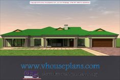 4 Bedroom House Designs, 4 Bedroom House Plans, Building Costs, Building Plans, Beautiful House Plans, Beautiful Homes, Single Storey House Plans, Model House Plan, Architectural Floor Plans