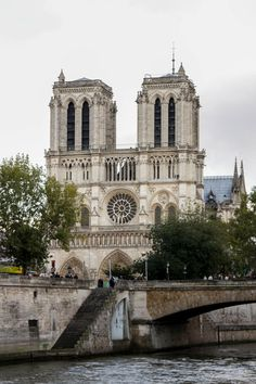 Notre Dame of Paris!  Click here to find out what the top ten of Paris are and how to add them to your itinerary.  Great photos and tips! ~ReflectionsEnroute