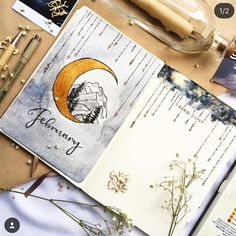 Top 10 gold inspired bullet journal spreads - march my inner creative. Bullet Journal Spreads, February Bullet Journal, Bullet Journal 2020, Bullet Journal Layout, Bullet Journal Ideas Pages, Bullet Journal Inspiration, Bullet Journals, Journal Pages Printable, Travel Journal Pages