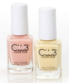 Look what I found on #zulily! Revealed & Macaroon Swoon Nail Polish Set #zulilyfinds