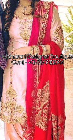 106 Best Bridal Punjabi suits images in 2019