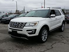 Ford Explorer and Fusion reviewed as family vehicles.