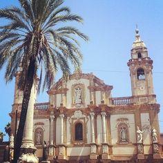 Palermo - piazza della vergogna