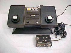 Original Atari Pong C-100 Game from 1976 - TechEBlog