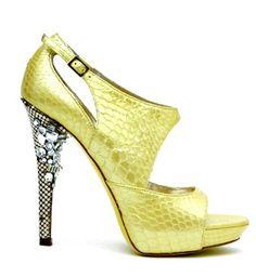 pinterest.com/fra411 #shoes - Versace