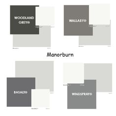 Manorburn half strength with lexicon quarter trim and shale grey roof Exterior Color Palette, Exterior Paint Schemes, House Paint Exterior, Exterior House Colors, Small Modern Cabin, Country Modern Home, Modern Cabins, House Color Palettes, Color Schemes Colour Palettes