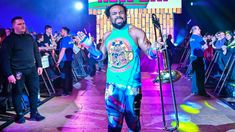 See exclusive photos of Ali, WWE Champion Kofi Kingston, Randy Orton, The Kabuki Warriors and more SmackDown LIVE Superstars in action at Magdeburg, Germany's GETEC Arena. Xavier Woods, Wwe Champions, Wwe News, Wwe Photos, Wwe Superstars, New Day, Germany, Wrestling, Live