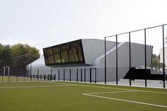 Two Sports Centers Boshuizerkade / René van Zuuk Architects