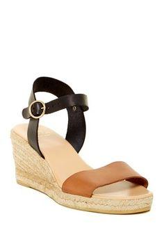 Bliss Espadrille Wedge Sandal