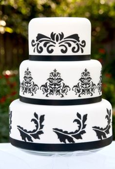 Breathtaking wedding cakes #wedding #cake